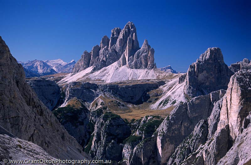 image of Tre Cime blue