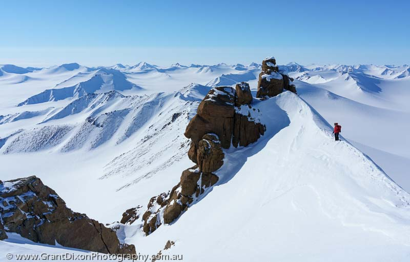 image of Bylot mountain ridge 7