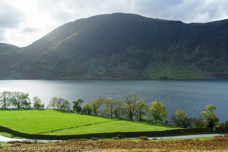 image of Crummock Water