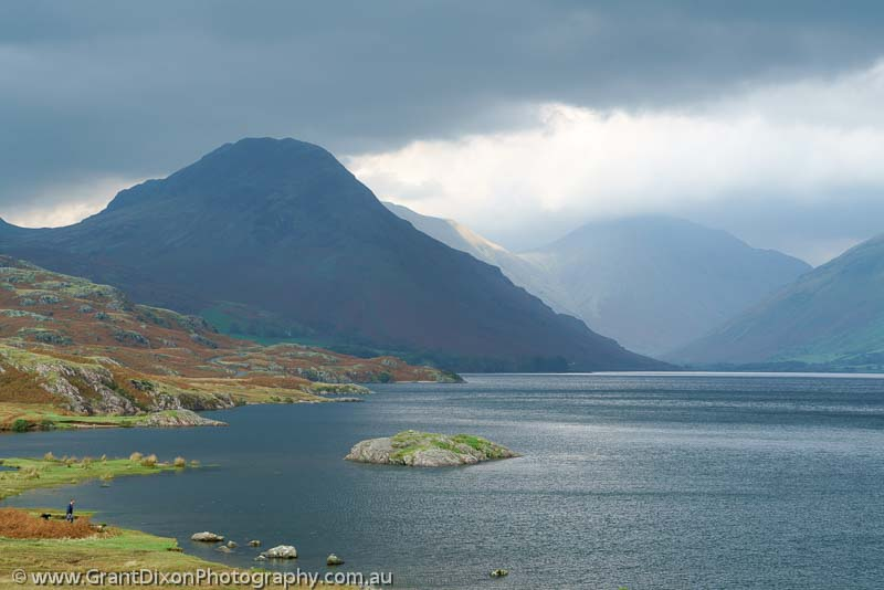image of Wast Water cloud