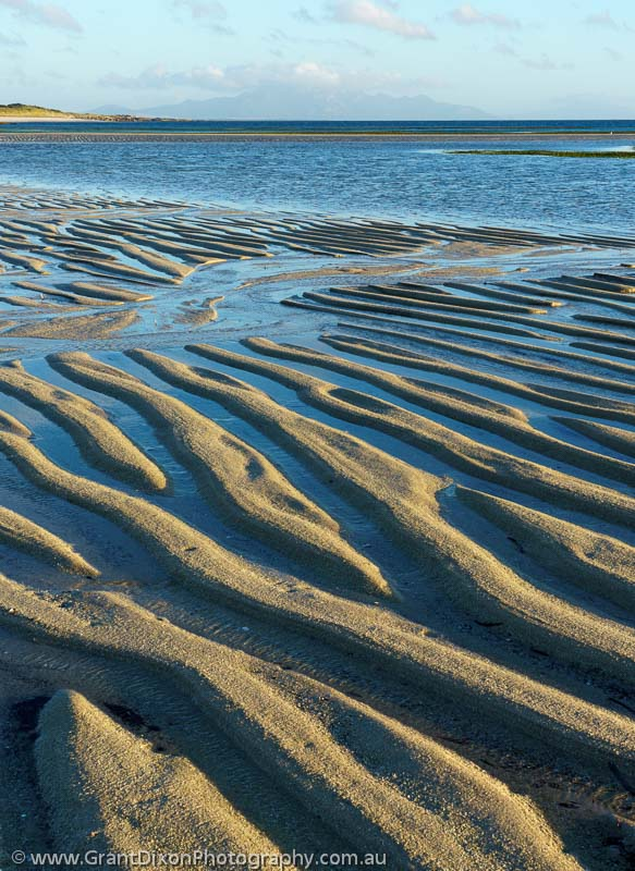 image of Lillies Bay sand ripples