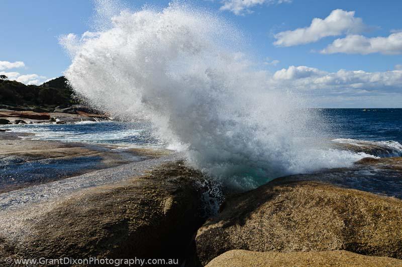 Bicheno Australia  city images : AUSTRALIA, Tasmania, Bicheno. Bicheno blowhole.