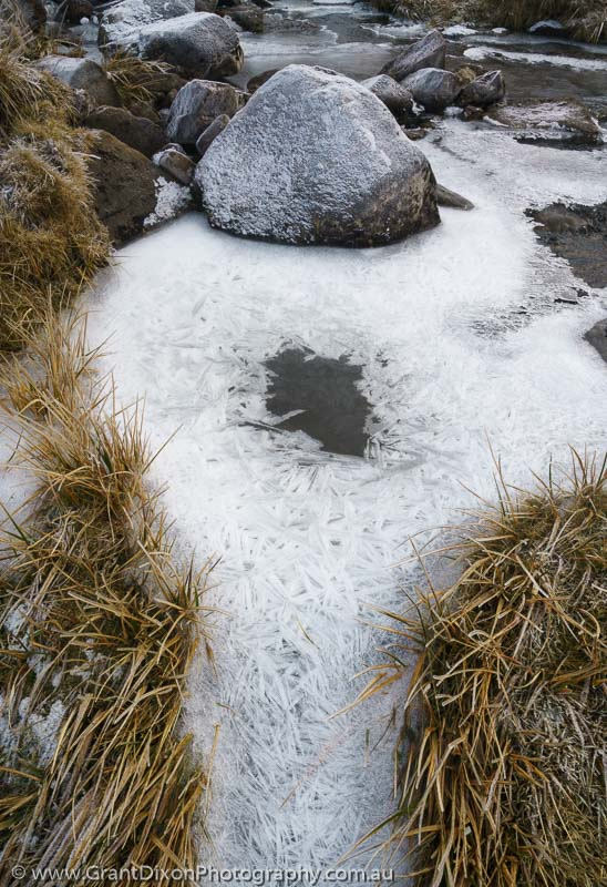 image of Ironstone frozen pool 2