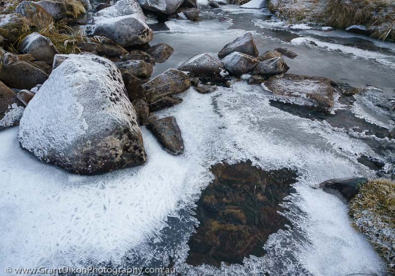 image of Ironstone frozen pool 3