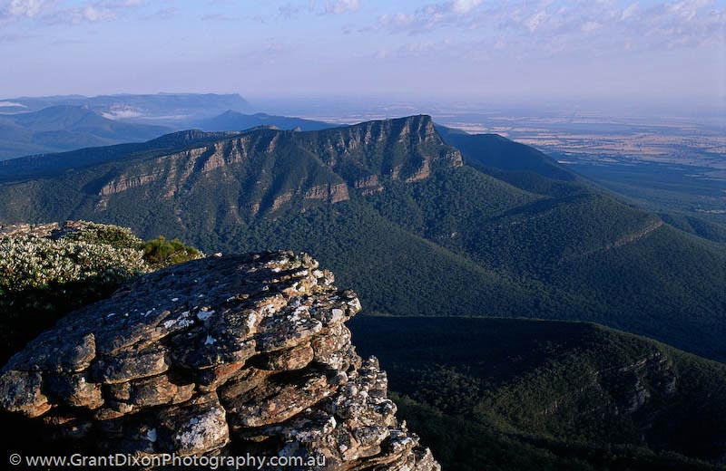 Grampians Australia  city photos : Grampians William view image by Australian photographer Grant Dixon