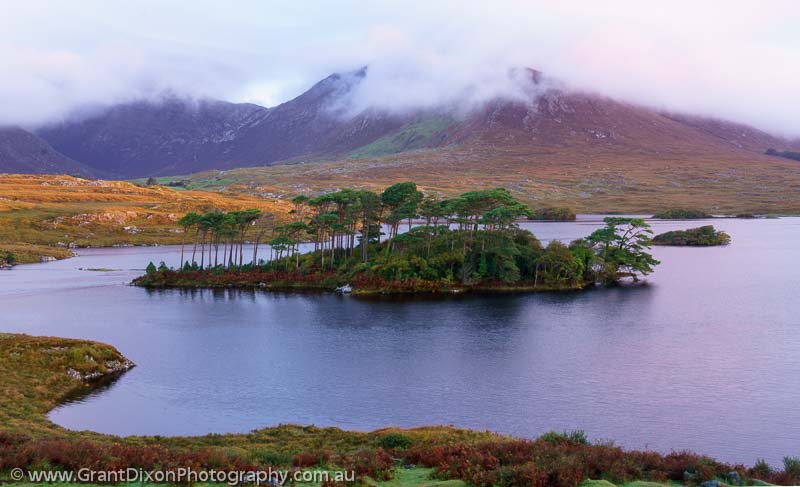 image of Connemara dawn 2