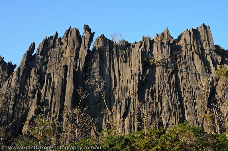 image of Limestone pinnacles 2