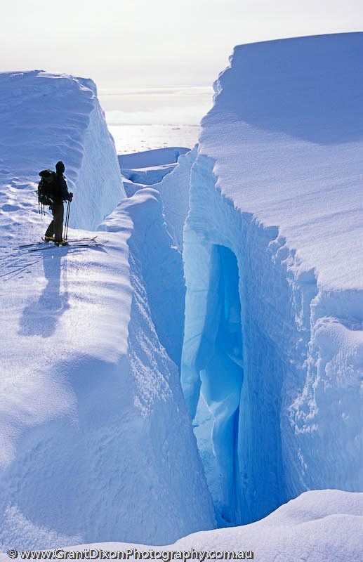 image of Prospect Point crevasse