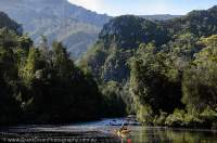 AUSTRALIA, Tasmania, Freedoms Gate, Denison River, Franklin-Gordon Wild Rivers National Park