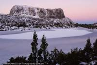 AUSTRALIA, Tasmania, Cradle Mountain-Lake St Clair National Park, World Heritage Area.