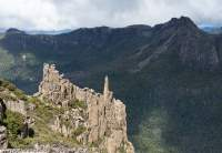 Eldon Range, Tasmanian Wilderness World Heritage Area