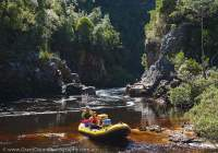 Franklin River, Franklin-Gordon Wild Rivers National Park, Tasmanian Wilderness World Heritage Area.